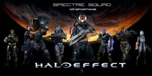 N7 SPARTANS SPECTRE SQUAD - HALO MASS EFFECT by rs2studios