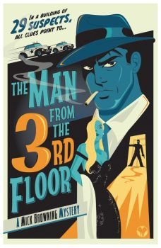 The Man from the 3rd Floor by MikeMahle
