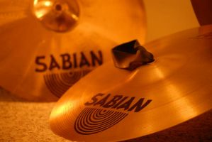 Crash Cymbals by Bressom