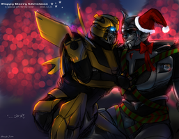 Christmas 2010 by Atlas-White