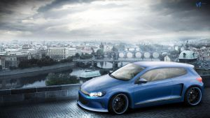 VW Scirocco by vfdesignz