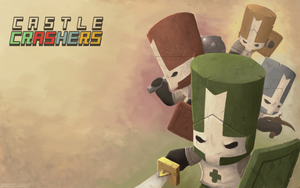Castle Crashers by Adrian-Drott