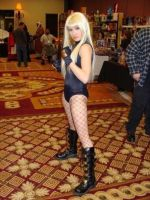 Black Canary by Lynalee