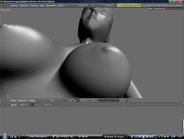 WIP - 3D Project Training by Gradashi