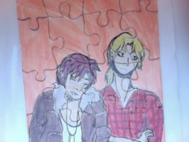 2P!AmeCan Puzzle by Yuki-the-Trickster