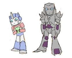 Orion and D-16 by HamhaPHKFan