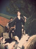 Florence and The Machine at Jazz Fest by lizzy111
