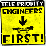 Tele priority: Engineers first by CoreXii
