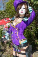 Mad Moxxi [The Starktorialist] by Detrust