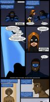 Magnificent Comics: That Power Pages 01 and 02 by J-Mace