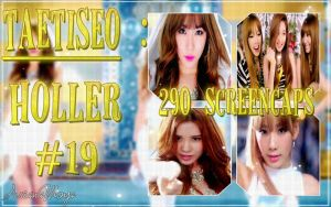 TAETISEO - HOLLER |ScreenCaps MV #19| by ArianaMoya