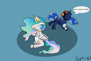 Happy Late Holloween! by Captain64