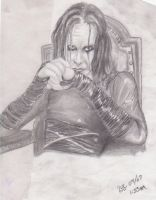 Brandon lee the crow by lefey23