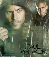 Paul Walker by TeenageRomances