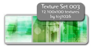 Texture Set 003 by tcg1026