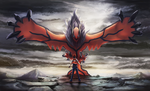 Rise of Yveltal + Red by Dekus