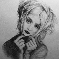 Allison Harvard by danniemonster