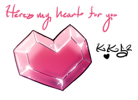 My Heart For You by KK52