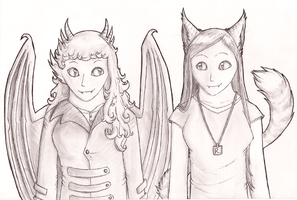 FRENDS by Lucieniibi