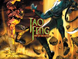 Tao Feng by rommer36