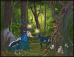 The Endless Forest by sighthoundlady