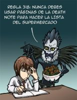09 - Death Note by pabloyungblut