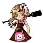 tiny tina by TrololhAnime