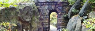 Archway Panorama by nemesisenforcer