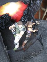Resident Evil 5 Diorama 004 by ultimategallo