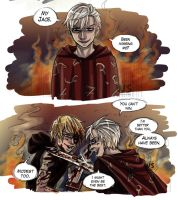 TMI CoHF - POTENTIAL SPOILERS by whitespirit