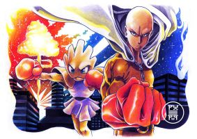 One Punch Trainer by Py3rr