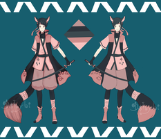 Adoptable 2 [CLOSED] by Dehybi-Adopts