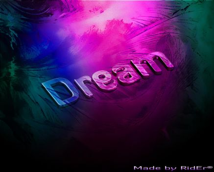 Dream Text Effect by teor2