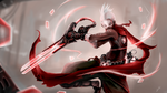Red Lotus Ekko by Ashrt
