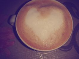 Me+Coffe=Love by lalliphotography