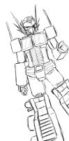 Color me Optimus  8D by Onigami-Sama