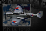 Spitfire MK.IX by 19ruudster81