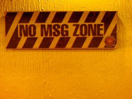 Singapore: no msg zone by Djayness