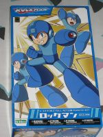 Rockman Kotobukiya Model Kit by tanlisette
