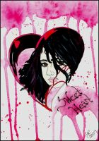 sweet heart painting by SwtCreations