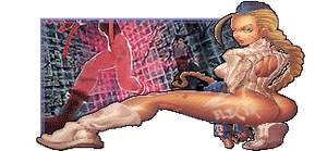 Spin Drive Smasher- Cammy White Animated Signature by qwerty6699