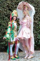 Trinity Blood by MarcoFiorilli