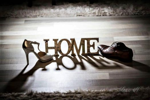 Home Sweet Home by sesam-is-open