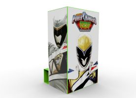 Power Rangers Dino Charge POP Stand by anime2wars
