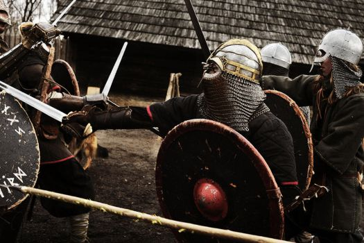 Joms Viking Training by mopasrep