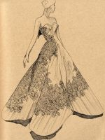 Ball Gown by AnitaSR