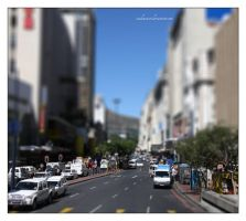Streets of Capetown by maikarant