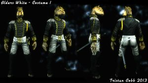 Alders - UT3 Costume 1 by Tristikov