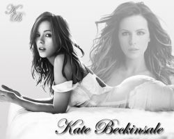 Kate Beckinsale by darrenc607
