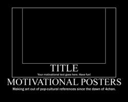 Poster - MOTIVATIONAL POSTERS by E-n-S